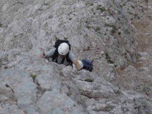 Klettersteig Zugspitze 2962m @ Wettersteingebirge